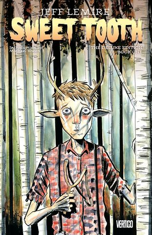 File:Sweet Tooth Deluxe Edition Book One.jpg