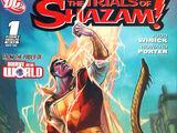 The Trials of Shazam! Vol 1 1