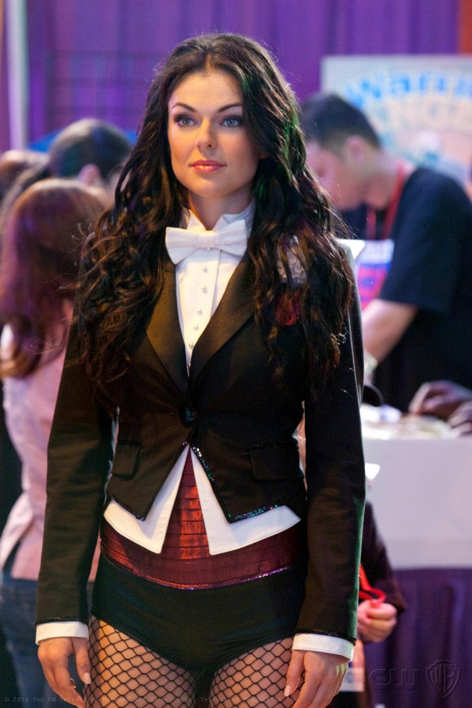 Image result for smallville zatanna actress