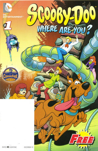 Scooby-Doo side