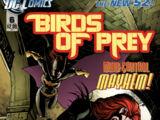 Birds of Prey Vol 3 6