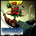 Carrie Kelley The Brave and the Bold 002