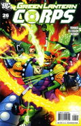 Green Lantern Corps Vol 2 26