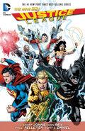 Justice League Throne of Atlantis TPB