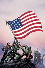 Justice League of America Vol 3 1 Textless