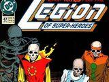 Legion of Super-Heroes Vol 4 47