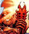Red Beetle Scarab