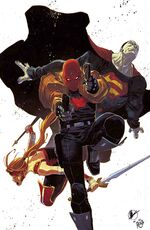 Red Hood and the Outlaws Vol 1 1 Textless Variant