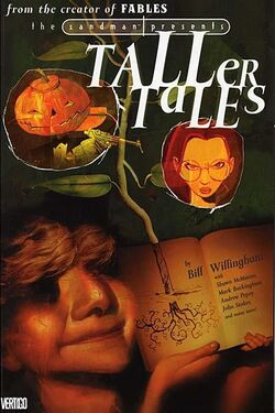 Cover for the The Sandman Presents: Taller Tales Trade Paperback