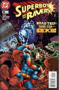 Superboy and the Ravers 9