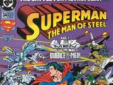 Superman: The Man of Steel Vol 1 34
