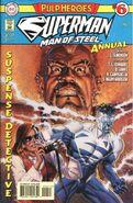 Superman Man of Steel Annual 6