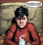 Billy Batson Prime Earth 001