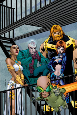Titans Villains | DC D...