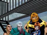 Titans Villains