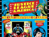 Justice League of America: The Last Survivors of Earth! (Collected)