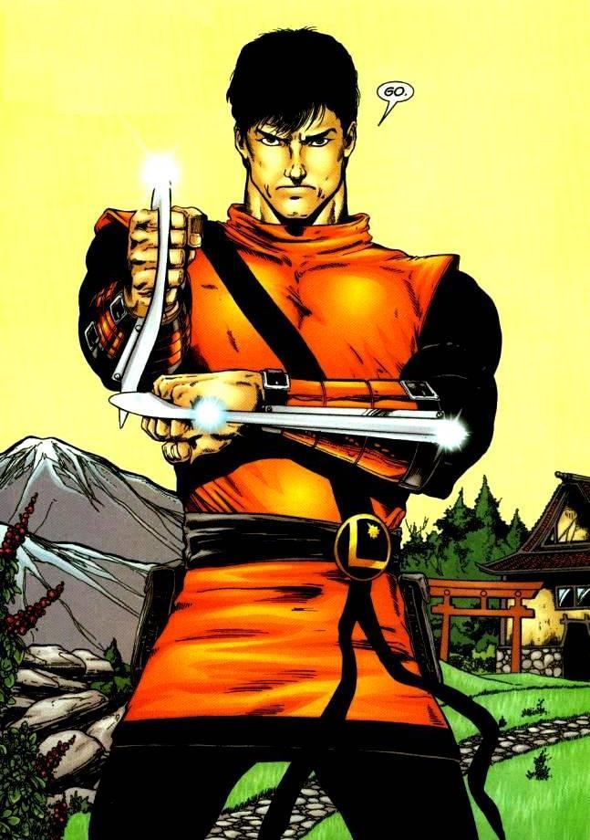 Karate Kid I con il secondo costume