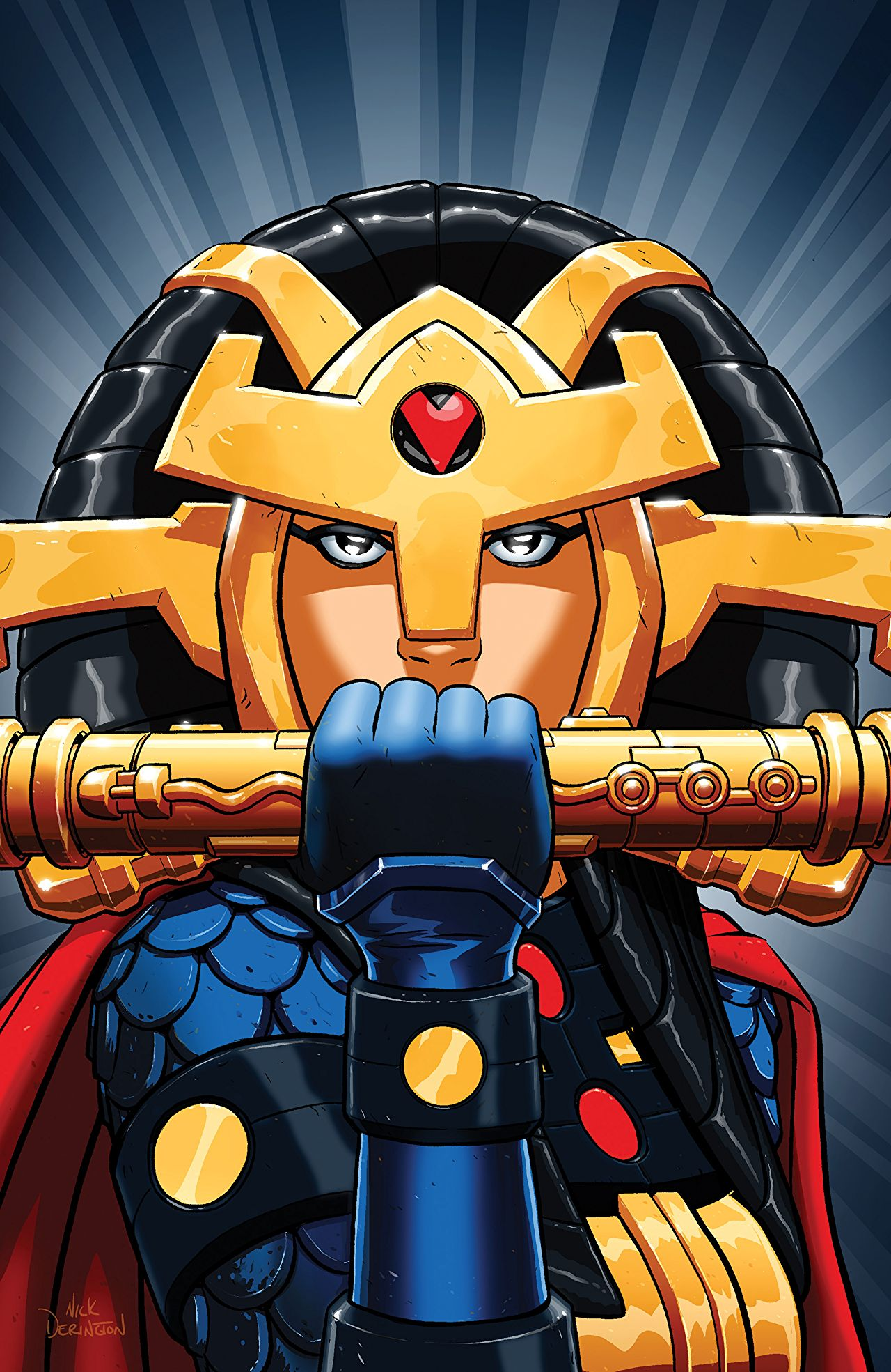 Big Barda (Prime Earth) | DC Database | Fandom