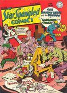 Star Spangled Comics 29