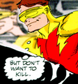 Wally West Destiny