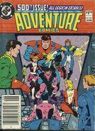Adventure Comics Vol 1 500