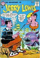 Adventures of Jerry Lewis Vol 1 81