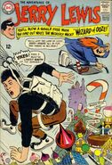 Adventures of Jerry Lewis Vol 1 89