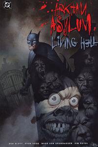 Arkham Asylum Living Hell TP
