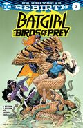 Batgirl and the Birds of Prey Vol 1 3