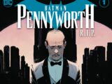 Batman: Pennyworth R.I.P. Vol 1 1