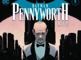 Batman: Pennyworth R.I.P. Vol 1 1
