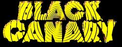 Black Canary (2015) logo