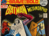 The Brave and the Bold Vol 1 101