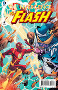 Convergence The Flash Vol 1 2