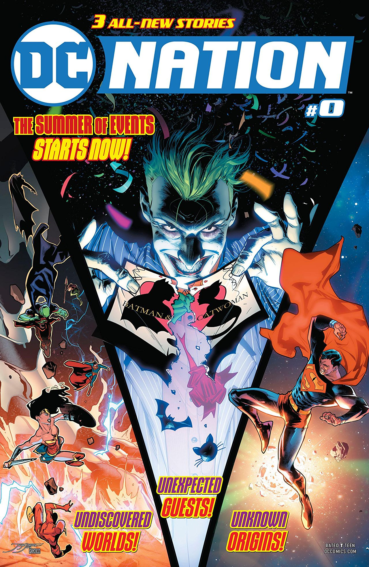 Cover DC Nation Vol 2 0
