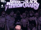 Green Arrow and Black Canary Vol 1 4
