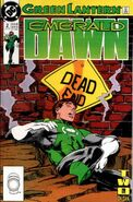 Green Lantern Emerald Dawn 2