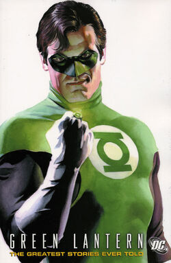 Cover for the Green Lantern: The Greatest Stories Ever Told Trade Paperback