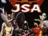 JSA: Mixed Signals (Collected)