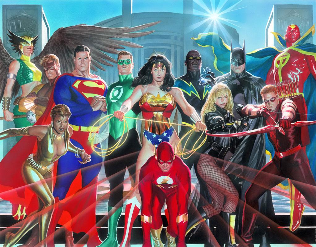DC Comics characters: list 84