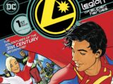 Legion of Super-Heroes Vol 8 1