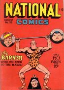 National Comics Vol 1 55