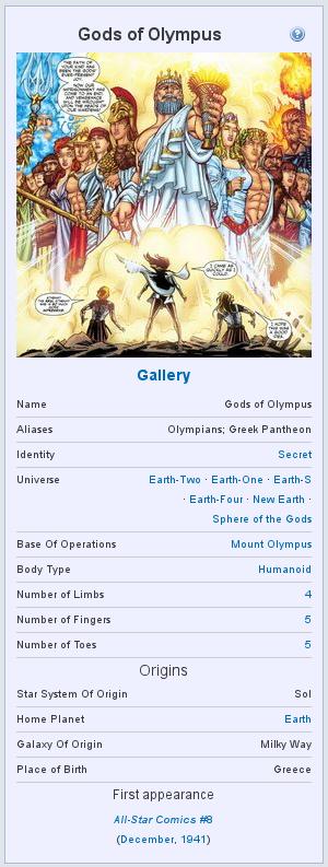 Olympus (PI)
