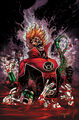 Red Lanterns Vol 1 28 Textless