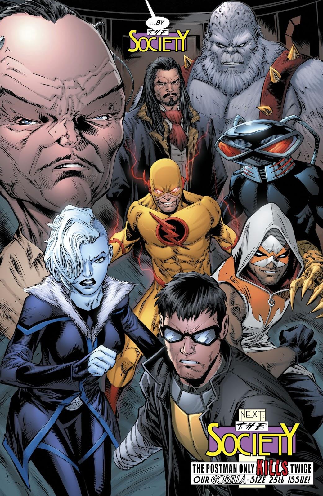 Secret Society of Super-Villains (Prime Earth) | DC Database