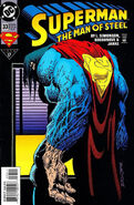 Superman Man of Steel Vol 1 33