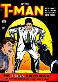 T-Man Vol 1 1