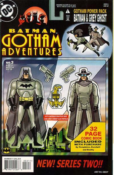 batman gotham adventures vol 1 3 dc database fandom. Black Bedroom Furniture Sets. Home Design Ideas