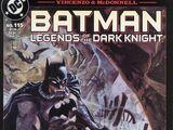 Batman: Legends of the Dark Knight Vol 1 115