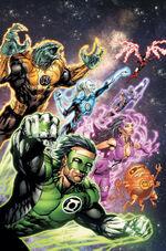 Green Lantern New Guardians Vol 1 2 Textless